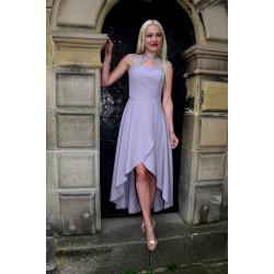szara sukienka Penelope