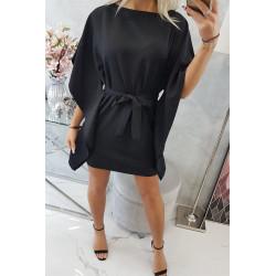 Sukienka nietoperz czarna